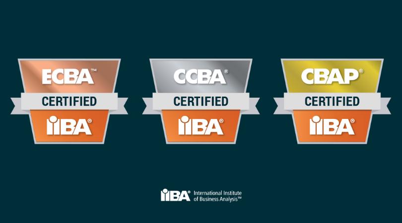 iiba certifications cbap ccba ecba prepare application core brussels